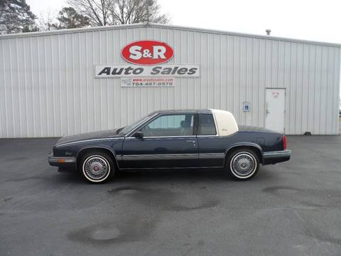 1991 Cadillac Eldorado for sale in Shelby, NC