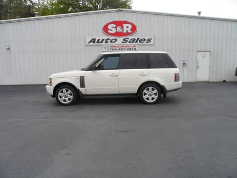 2004 Land Rover Range Rover for sale in Shelby, NC