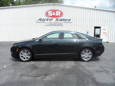 2014 Lincoln MKZ for sale in Shelby, NC