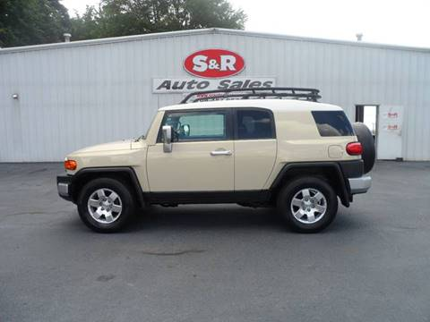 2008 Toyota FJ Cruiser for sale in Shelby, NC