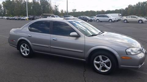 2001 Nissan Maxima for sale in Strasburg, VA