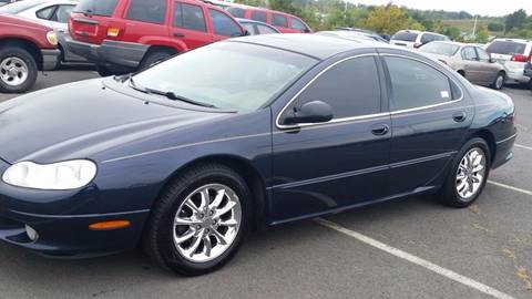 2002 Chrysler Concorde for sale in Strasburg, VA