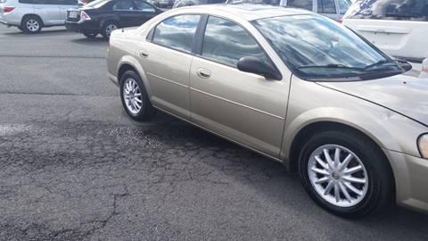 2003 Chrysler Sebring for sale in Strasburg, VA