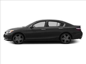 2017 Honda Accord for sale in Tyler, TX