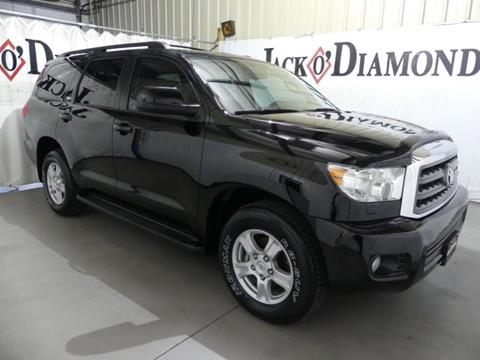 2013 Toyota Sequoia for sale in Tyler, TX