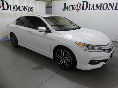 2017 Honda Accord for sale in Tyler, TX