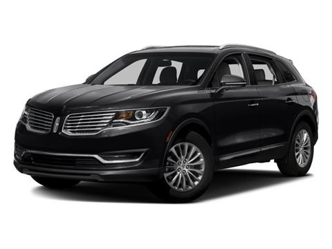 2016 Lincoln MKX for sale in Tyler, TX