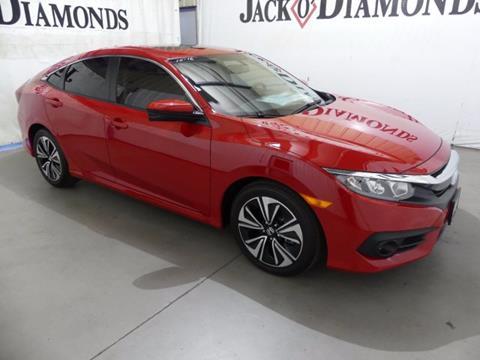 2017 Honda Civic for sale in Tyler, TX