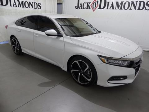 2018 Honda Accord for sale in Tyler, TX