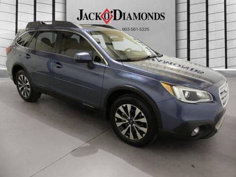 2015 Subaru Outback for sale in Tyler, TX