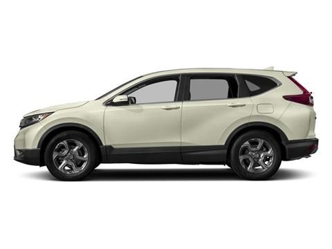 2017 Honda CR-V for sale in Tyler, TX