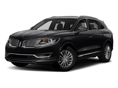 2018 Lincoln MKX for sale in Tyler, TX