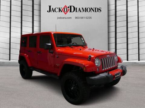 2016 Jeep Wrangler Unlimited for sale in Tyler, TX