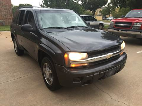 2007 Chevrolet TrailBlazer for sale in Edmond OK