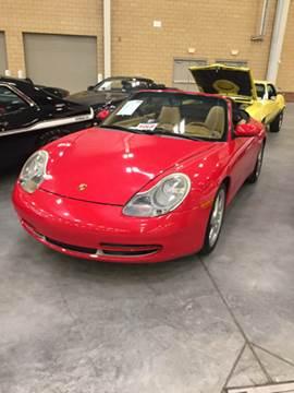 2000 Porsche 911 for sale in Edmond OK
