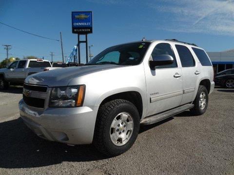 2011 Chevrolet Tahoe for sale in Refugio, TX