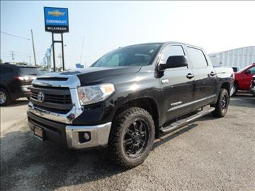 2014 Toyota Tundra for sale in Refugio, TX