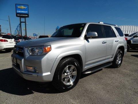 2013 Toyota 4Runner for sale in Refugio, TX