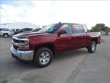 2017 Chevrolet Silverado 1500 for sale in Refugio, TX