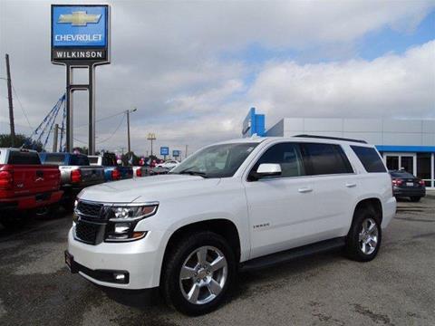 2016 Chevrolet Tahoe for sale in Refugio, TX