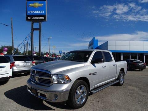 2015 RAM Ram Pickup 1500 for sale in Refugio, TX