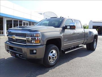 2017 Chevrolet Silverado 3500HD for sale in Refugio, TX