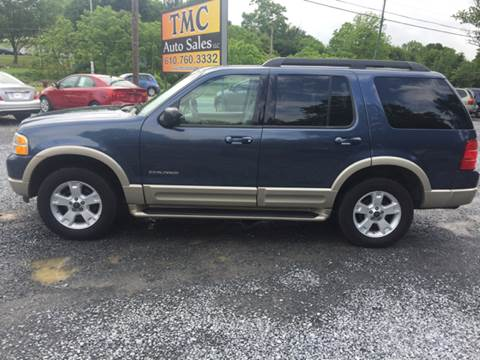2005 Ford Explorer for sale in Walnutport, PA