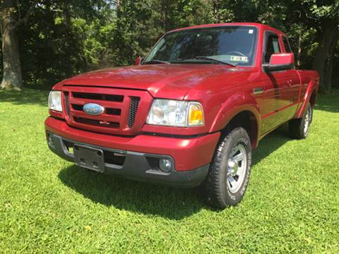 2007 Ford Ranger for sale in Walnutport, PA