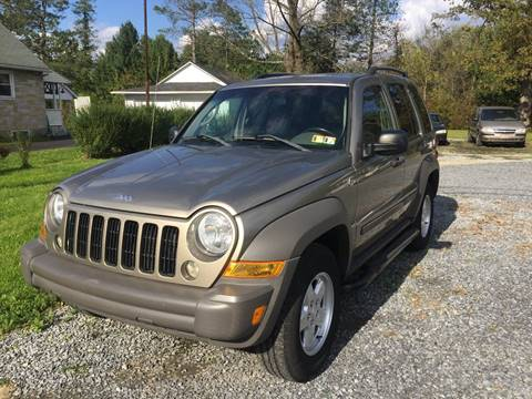 2006 Jeep Liberty for sale in Walnutport, PA