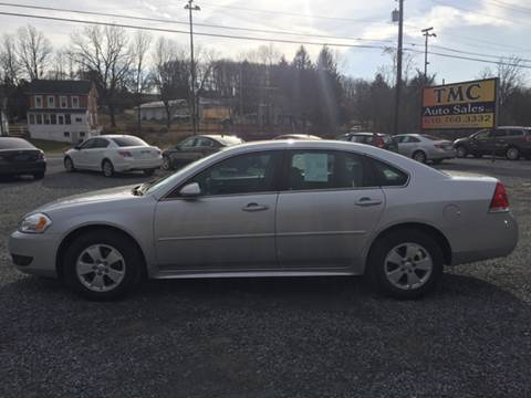 2010 Chevrolet Impala for sale in Walnutport, PA