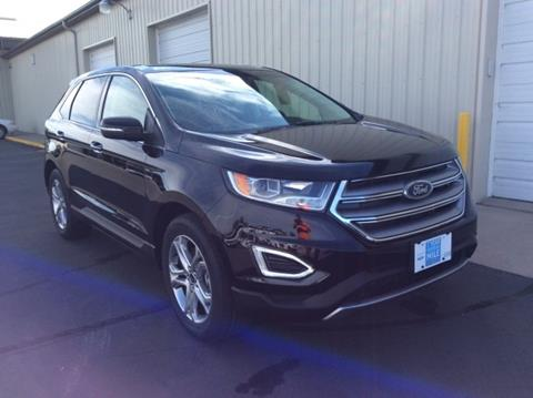 2017 Ford Edge for sale in Sauk Centre, MN