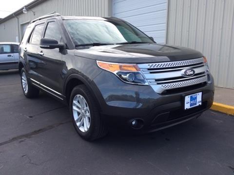 2015 Ford Explorer for sale in Sauk Centre, MN
