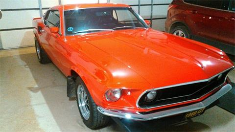 1969 Ford Mustang For Sale In Sauk Centre MN