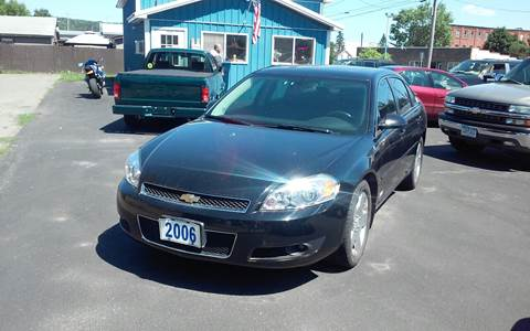 2006 Chevrolet Impala for sale in Cortland, NY