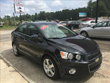 2015 Chevrolet Sonic for sale in Conway, SC