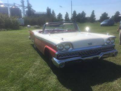 1959 Ford Fairlane 500 for sale in Bowdle, SD