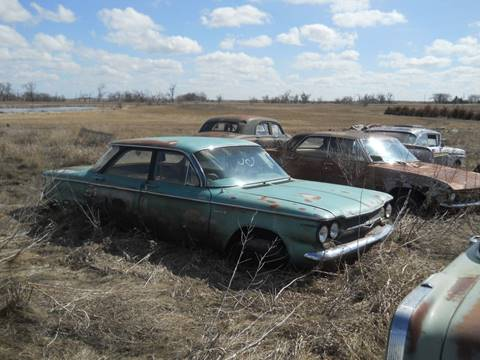1961 Chevrolet Corvair for sale in Bowdle, SD