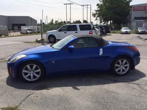 2004 Nissan 350Z for sale at Family Certified Motors in Manchester NH