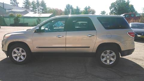 2007 Saturn Outlook for sale in Manchester, NH