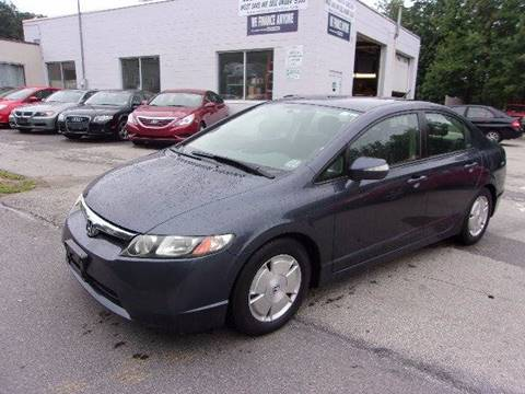2006 Honda Civic for sale in Manchester, NH