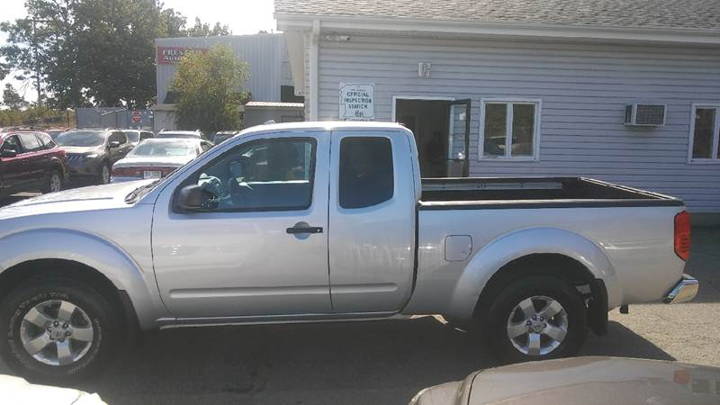 2011 Nissan Frontier for sale at Family Certified Motors in Manchester NH