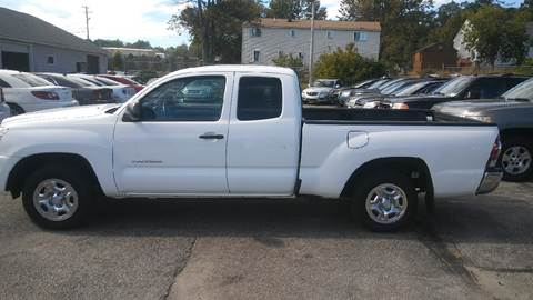2012 Toyota Tacoma for sale at Family Certified Motors in Manchester NH