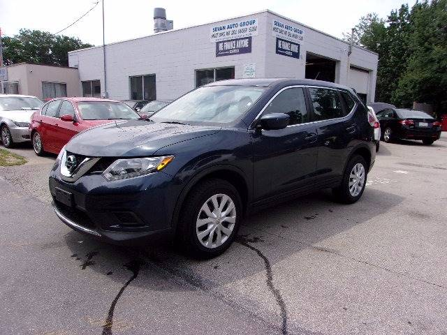 2016 Nissan Rogue for sale at Family Certified Motors in Manchester NH