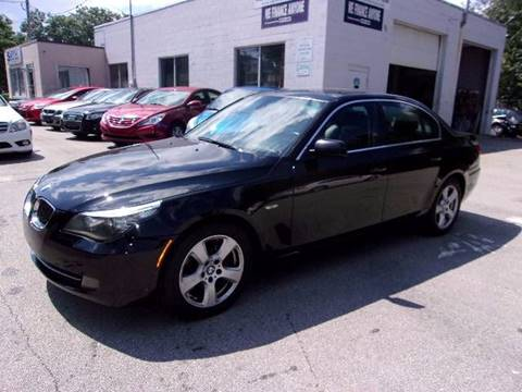 2008 BMW 5 Series for sale in Manchester, NH