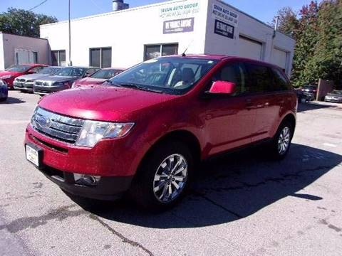 2010 Ford Edge for sale in Manchester, NH