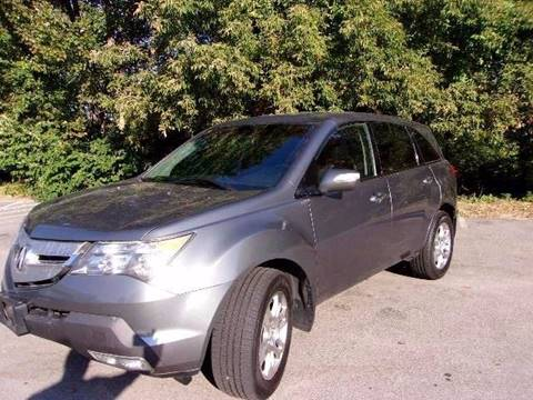 2009 Acura MDX for sale in Manchester, NH