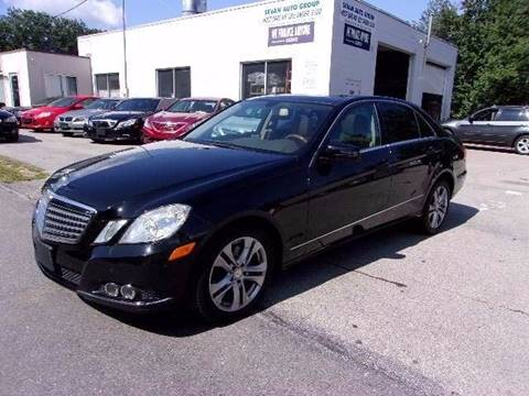2011 Mercedes-Benz E-Class for sale in Manchester, NH