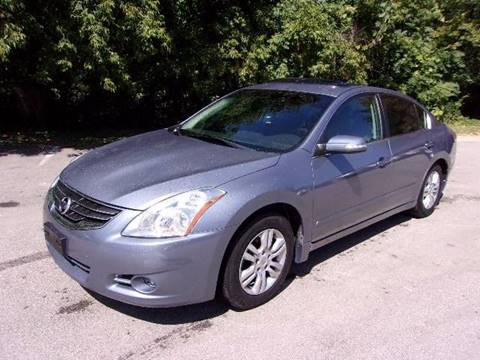 2012 Nissan Altima for sale in Manchester, NH