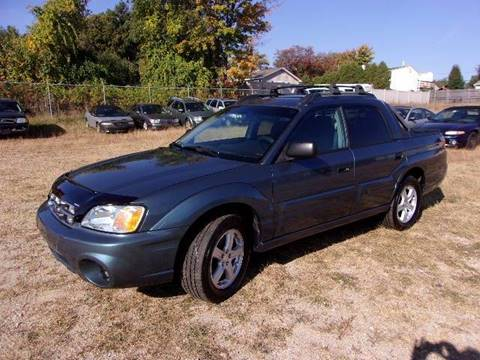2006 Subaru Baja for sale in Manchester, NH