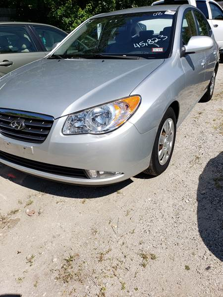 2008 Hyundai Elantra For Sale At Family Certified Motors In Manchester NH